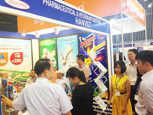 HANVET WORKSHOP ON CHEMICALS FOR MALARIA PREVENTION IN VIETNAM
