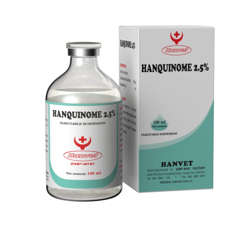 HANQUINOME 2.5%