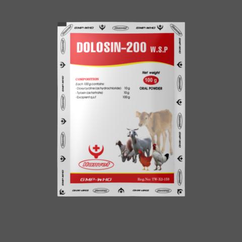 DOLOSIN-200 W.S.P