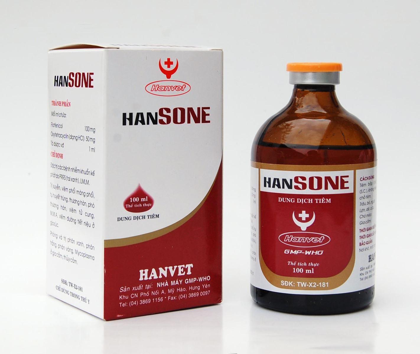 Hansone