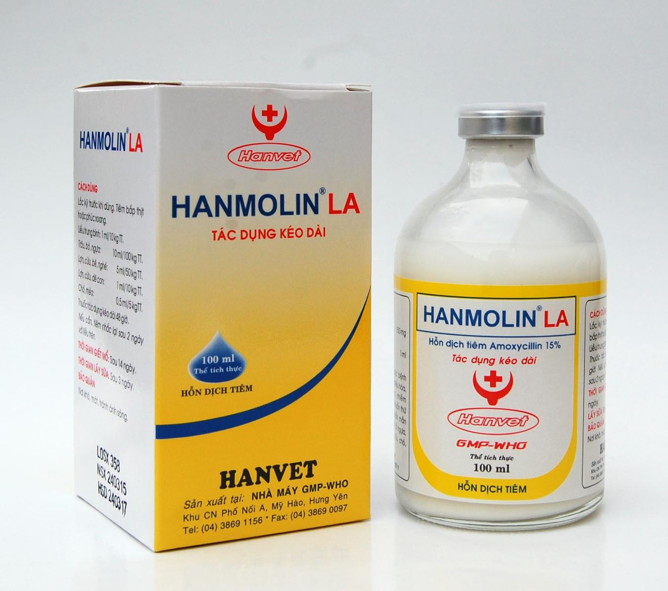 Hanoxylin LA