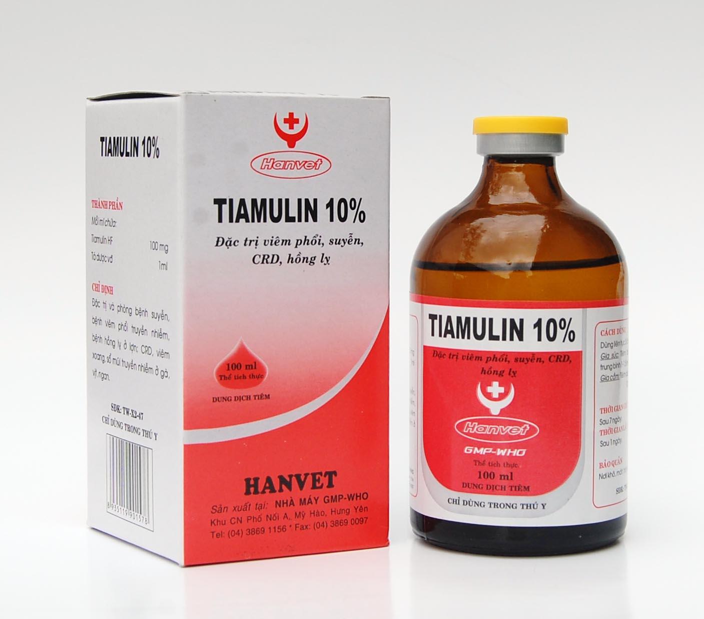 TIAMULIN 10%
