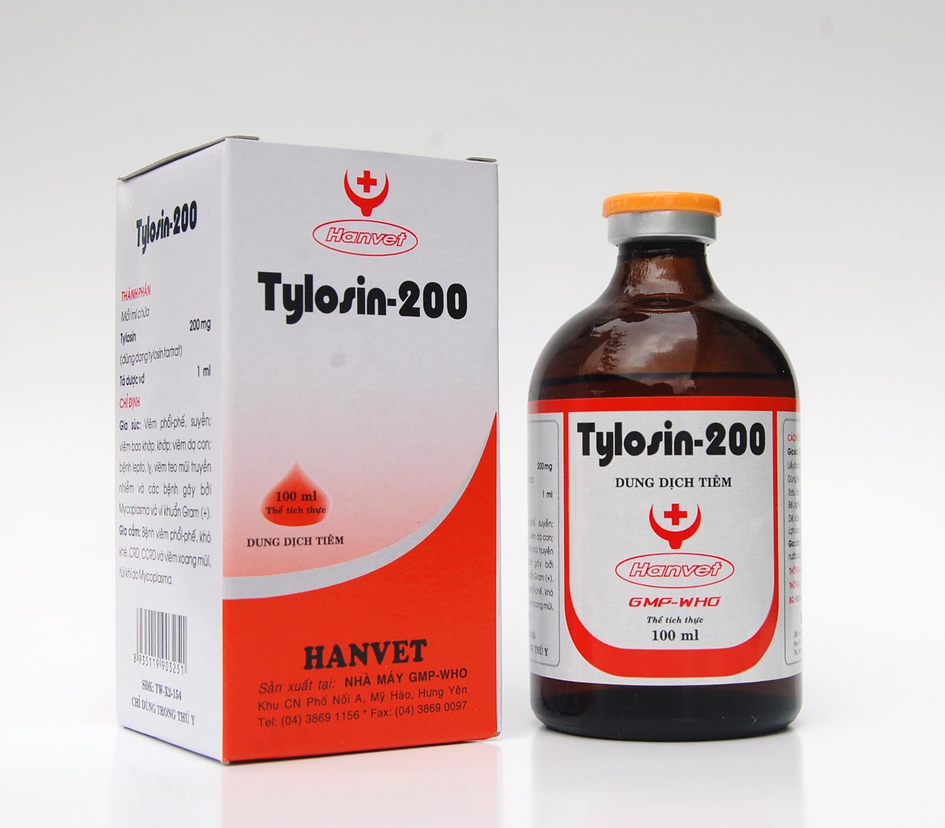 Tylosin-200