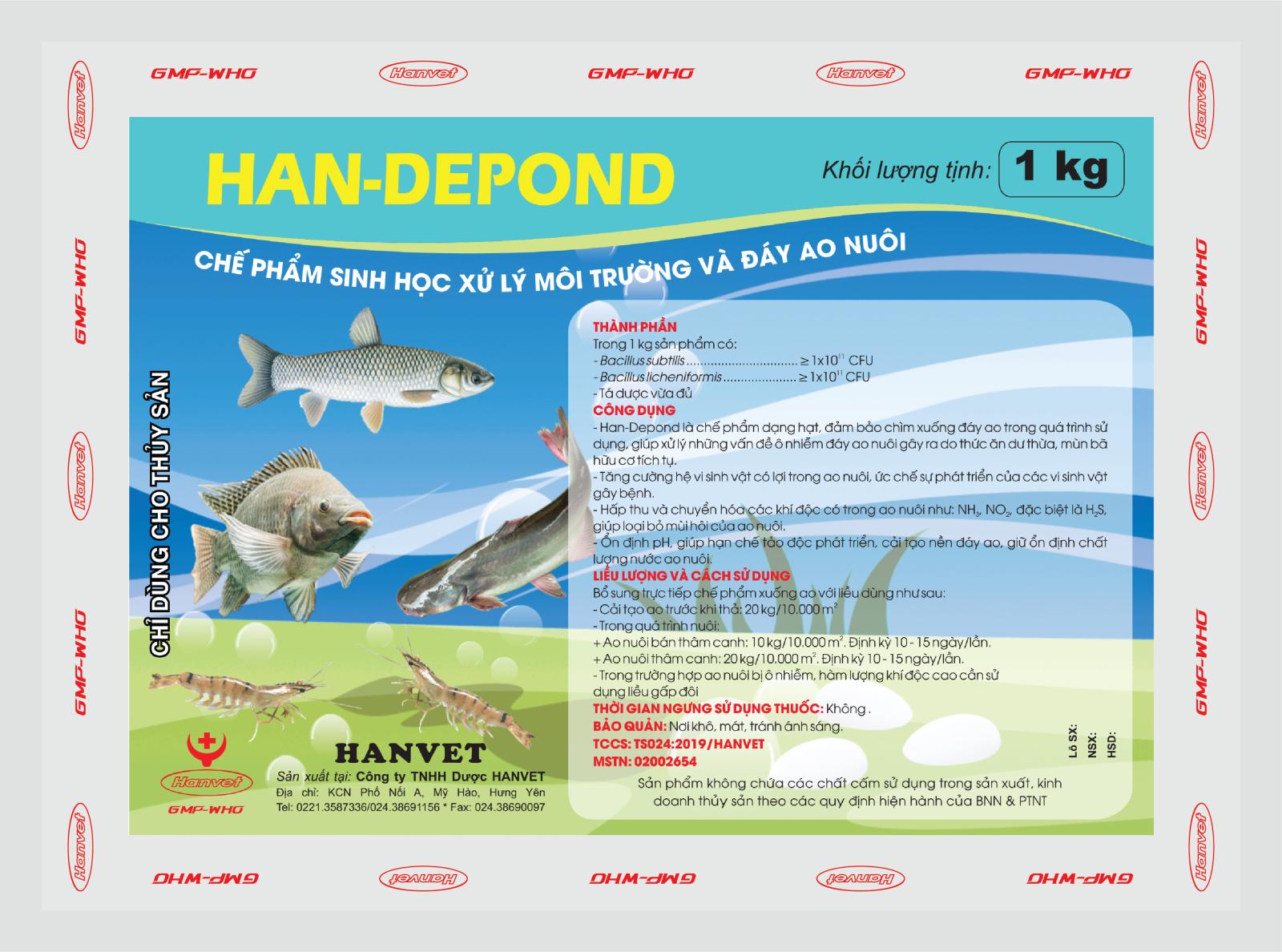 HAN-DEPOND