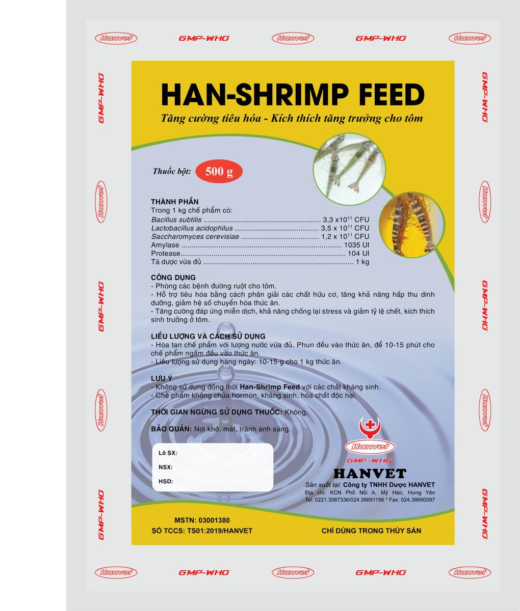 HAN-SHRIMP FEED