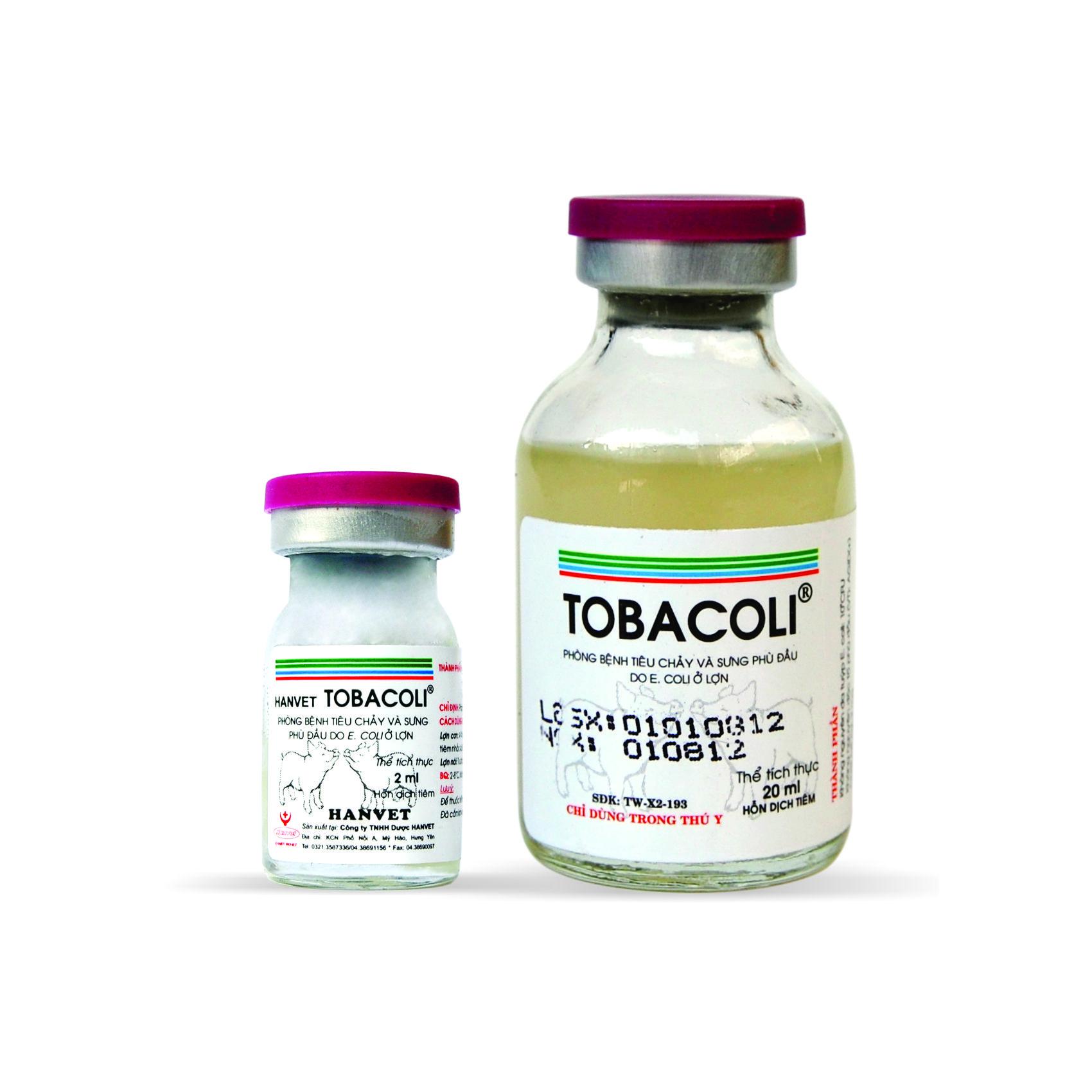 Vắc xin HANVET TOBACOLI