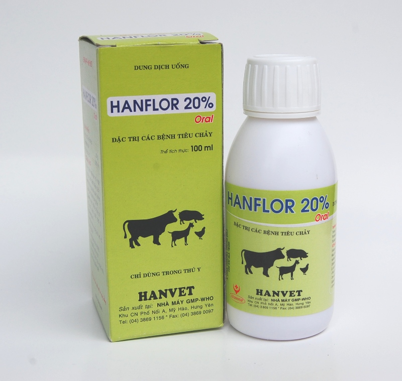 HANFLOR 20% Oral