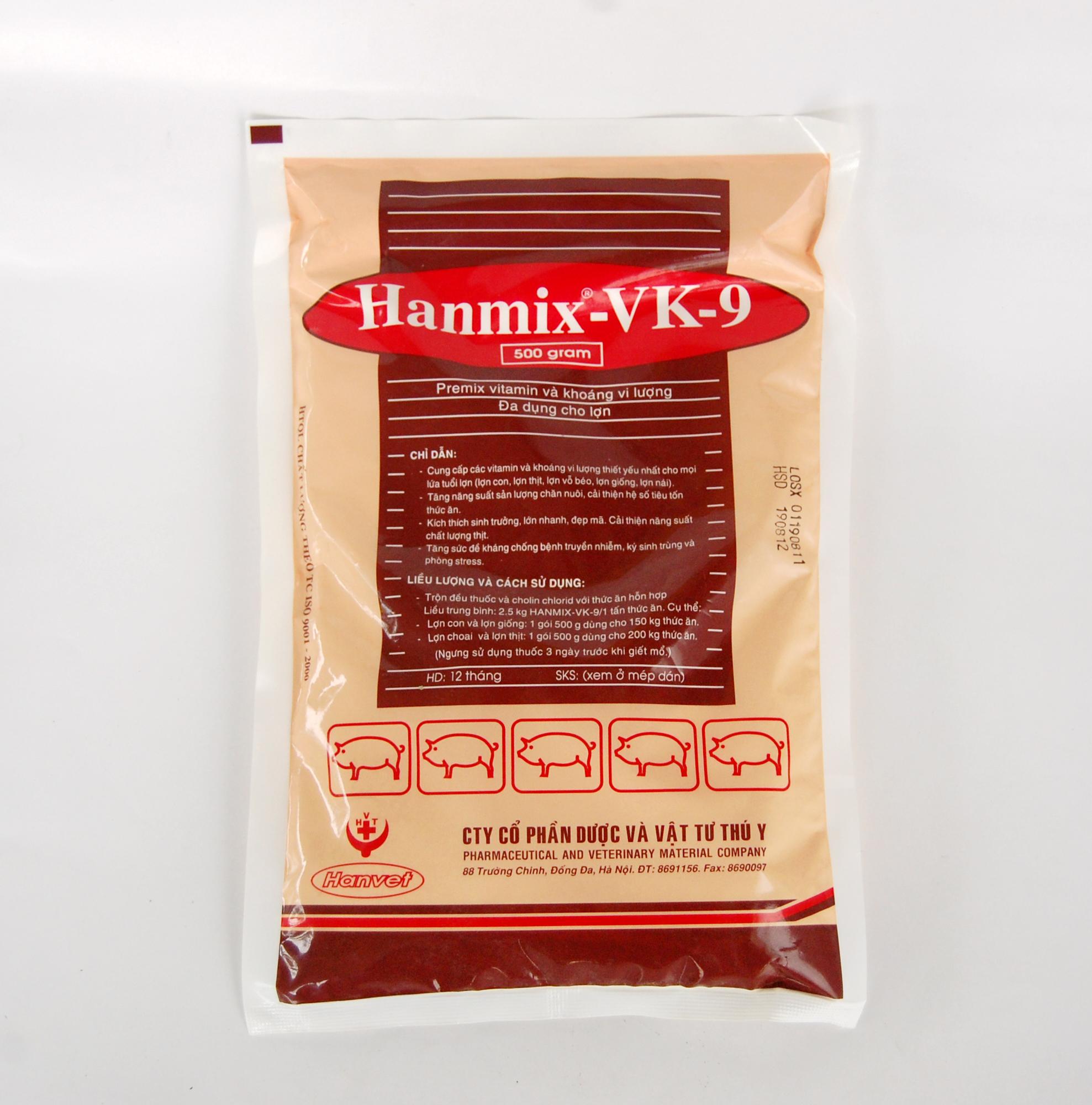 Hanmix-VK-9