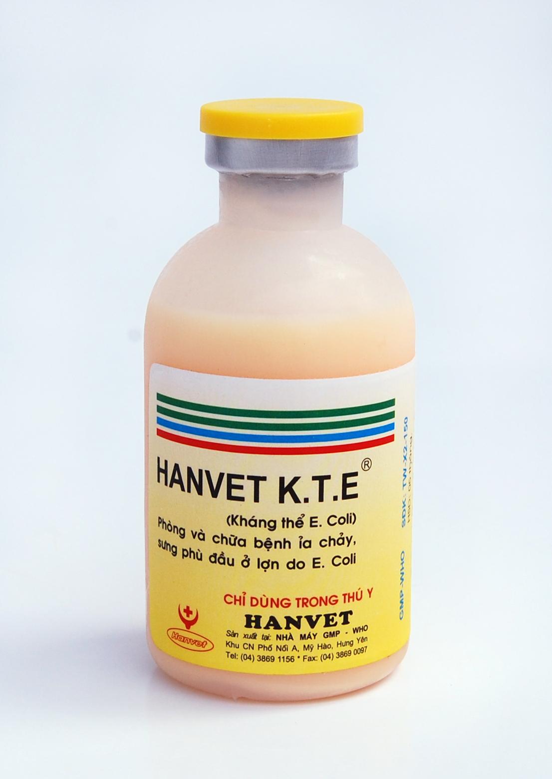 HANVET K.T.E
