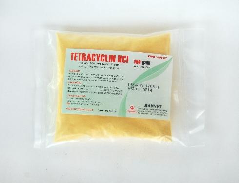 Tetracyclin HCL